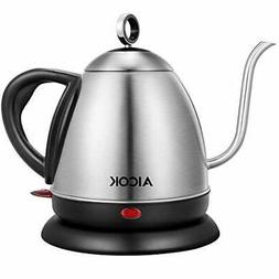 Aicok Electric Gooseneck Electric Kettle, Pour Over Kettle f