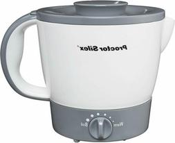 Electric Hot Pot Portable Water Boiler Tea Coffee Kettle Kit