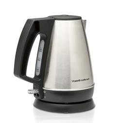 Electric Hot Tea Water Kettle Countertop Heater Stainless St