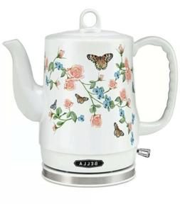 Bella Electric Kettle 1.2L Butterfly Meadow Electric Ceramic