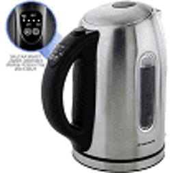 Ovente Electric Kettle 1.7L with 5 Preset Settings KS89R