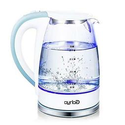 electric kettle 1 8 liter 1500w glass