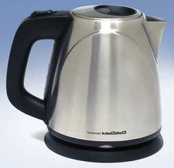 CHEF'S CHOICE 673 Electric Kettle,1L,Stainless Steel