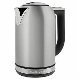 KitchenAid Electric Kettle & LED display | Stainless Steel
