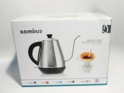Cusimax 4-Cup Electric Kettle Gooseneck - Water Kettle for D