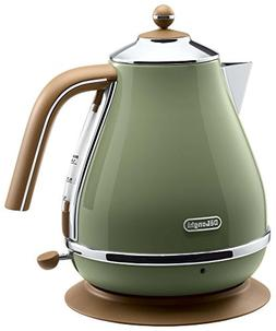 Delonghi Electric kettle 「ICONA Vintage Collection」 KBOV