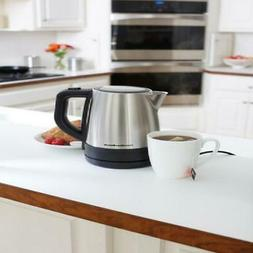 electric kettle stainless steel 1 liter hot