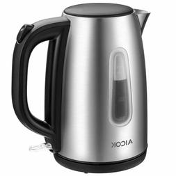 AICOK Electric kettle Aicok Stainless Steel Tea Kettle, Ultr