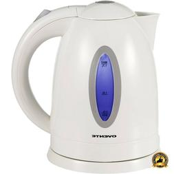 Electric Kettle Tea Pot Cordless Coffee Water Heater Boiler
