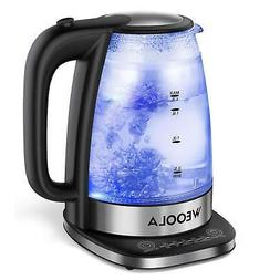 Electric Kettle Temperature Control, Cordless Tea & Coffee P