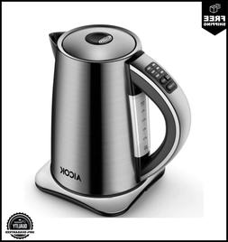 Electric Kettle Temperature Control Stainless Steel Tea Kett
