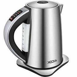 Electric Kettle Temperature Control, AICOK Stainless Steel T
