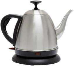 Chantal Electric Kettle, The Becker Slow Pour Kettle
