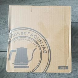BALMUDA Electric kettle The Pot K02A-BK Black from JAPAN F/S