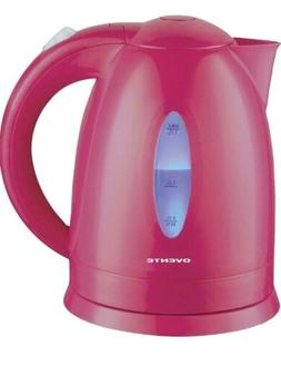 Electric Kettle Hot Water Pot Portable Boiler Tea Coffee Fas