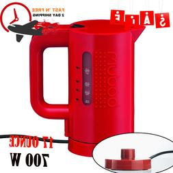 Electric Tea Kettle Hot Water Stainless Steel Hot Fast Boile