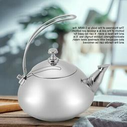Electric Tea Kettle Hot Water Stainless Steel  Fast Water He
