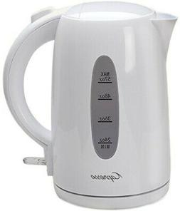 Electric Water Kettle by Capresso, White