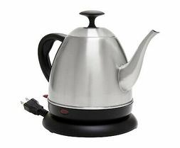 Chantal ELSL37-04B 4 Cup Slow Pour Eletrice Kettle, The Beck