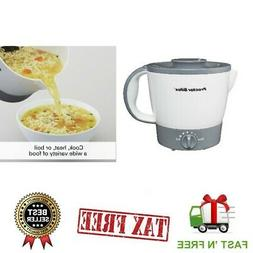 Ess Hot Pot Electric Portable Water Boiler Coffee Kettle Hom