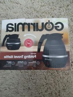 Gourmia Gk360 Travel Foldable Electric Kettle - Fast Water B