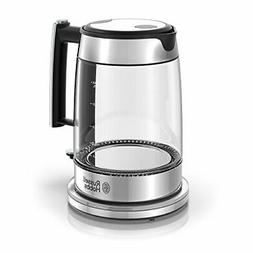 glass electric kettle stainless steel