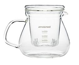 Bonavita Glass Tea Brewer, 600ml