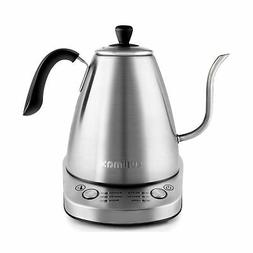 Gooseneck Coffee Kettle Electric 1L Variable W 6 Temperature