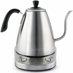 CUSIMAX Gooseneck Electric Kettle Pour Over Tea Coffee Kettl