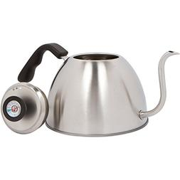 LARGE GOOSENECK POUR OVER COFFEE KETTLE 1.7L - Built-in THER