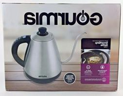 Gourmia GPK610 Cordless Electric Kettle -Digital Handle Cont