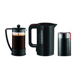 Bodum 3-Pc. Grind, Boil, Brew Value Set