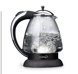 Capresso 259-03 H2O Classic - 6 Cup Water Kettle - Polished