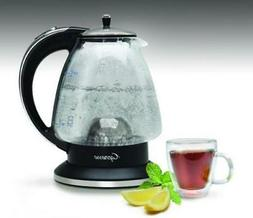 Capresso H2O Glass Electric Water Kettle