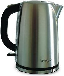 Capresso® H2O Steel Water Kettle