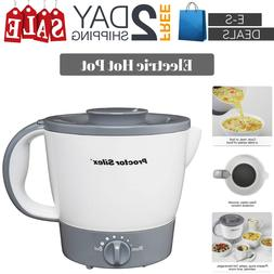 Eses Hot Pot Electric Portable Water Boiler Coffee Kettle Ho