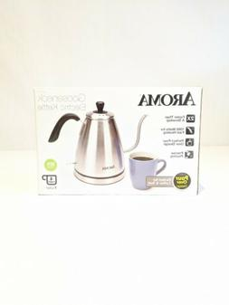 Aroma Housewares Professional Electric Water Kettle, 1.0 lit