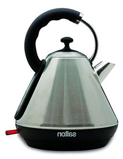 Salton JK1565 Cordless Electric Kettle, 1.8 L, Stainless Ste