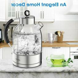 Ascot KE1003 Electric Kettle, Hot Water Boiler with 304 Stai