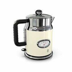 Russell Hobbs KE5550CRR Retro Style Electric Kettle, 1.7L, C