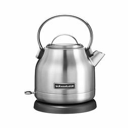 KitchenAid KEK1222SX 1.25-Liter Electric Kettle - Brushed St