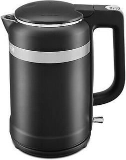 KitchenAid KEK1565BM Electric Kettle 1.5 Liter Black Matte