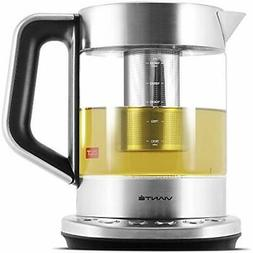 KET-100 Coffee Tea & Espresso Appliances Electric Glass Make