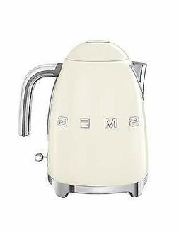 Smeg KLF03CRUS 50's Retro Style Aesthetic Electric Kettle wi