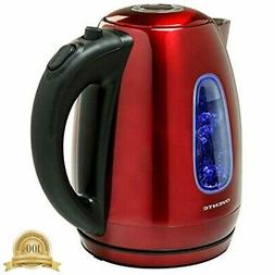 KS960R Electric Kettle, Cordless Tea And Water Heater, Autom