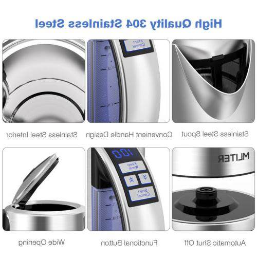 Kettle Stainless Steel Fast