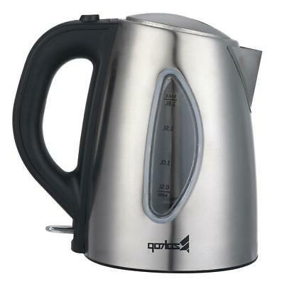 New 1500W Electric Kettle Water Auto Shut Off