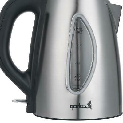 ZOKOP 1500W 1.8L Stainless Boiler with Shut Off