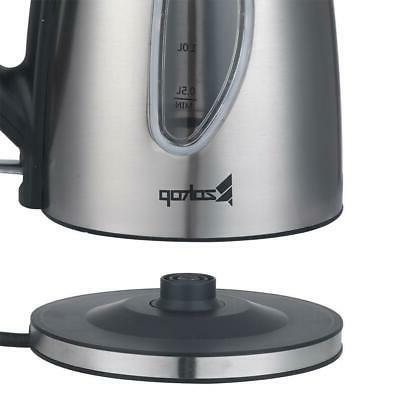ZOKOP 1.8L Stainless Water Boiler with Off