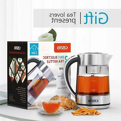 Kettle With Temperature Control 1.7L